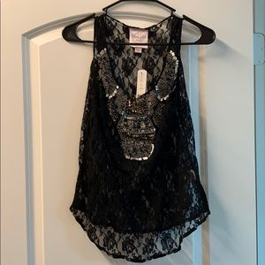 Romeo & Juliet Couture size small